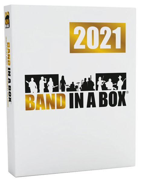 BiaB 2021 Pro PC English PG Music