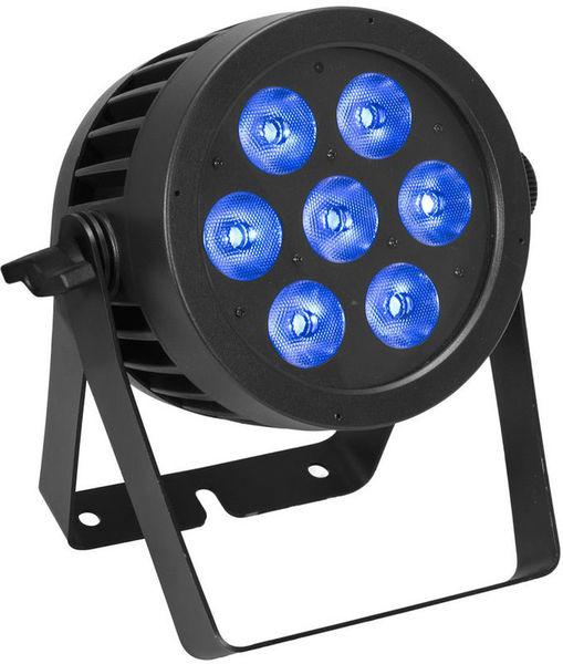 LED IP PAR 7x9W SCL Spot Eurolite