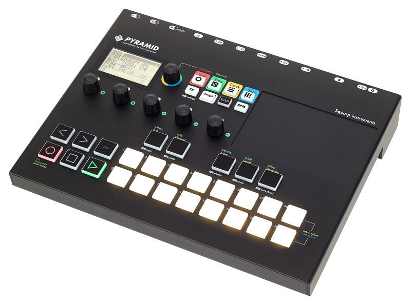 Pyramid MK3 Squarp Instruments