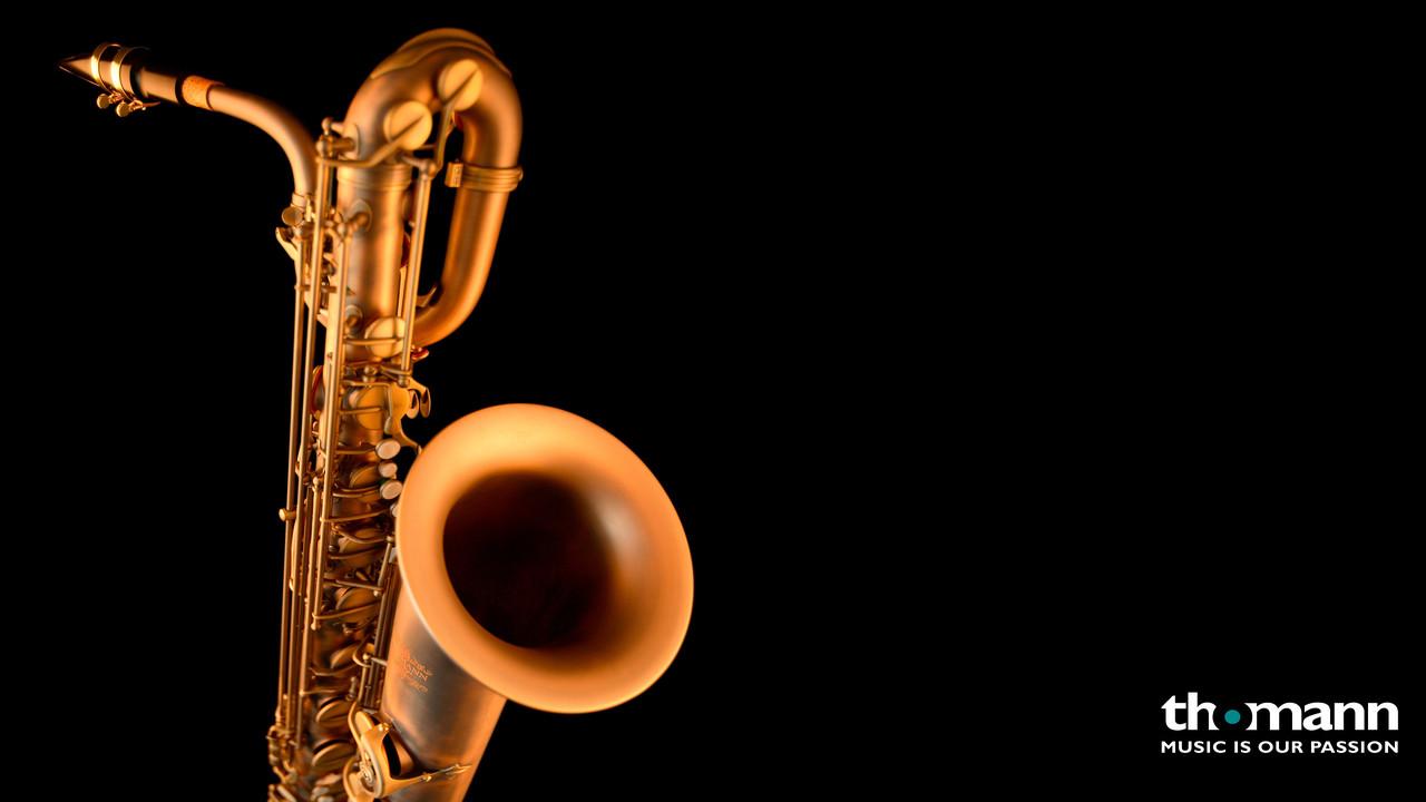 Thomann Vintage Bariton Saxophone