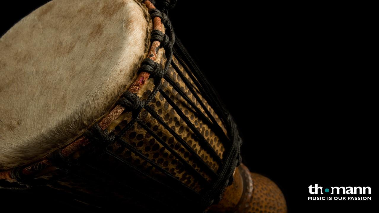 African Percussion BO137 Bougarabou
