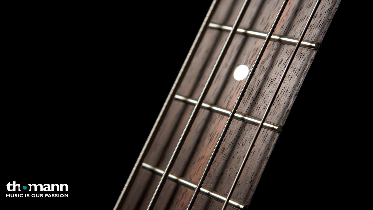 Danelectro Dano 63 Long Scale Bass Aqua