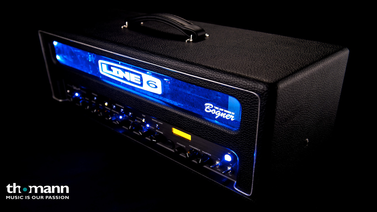 Line6 Spider Valve MK II HD100