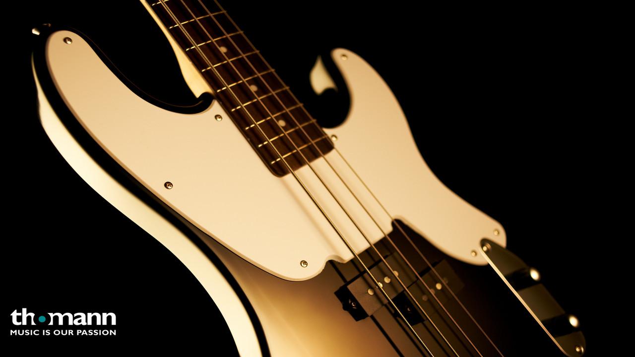 Fender Mike Dirnt Precision Bass BK