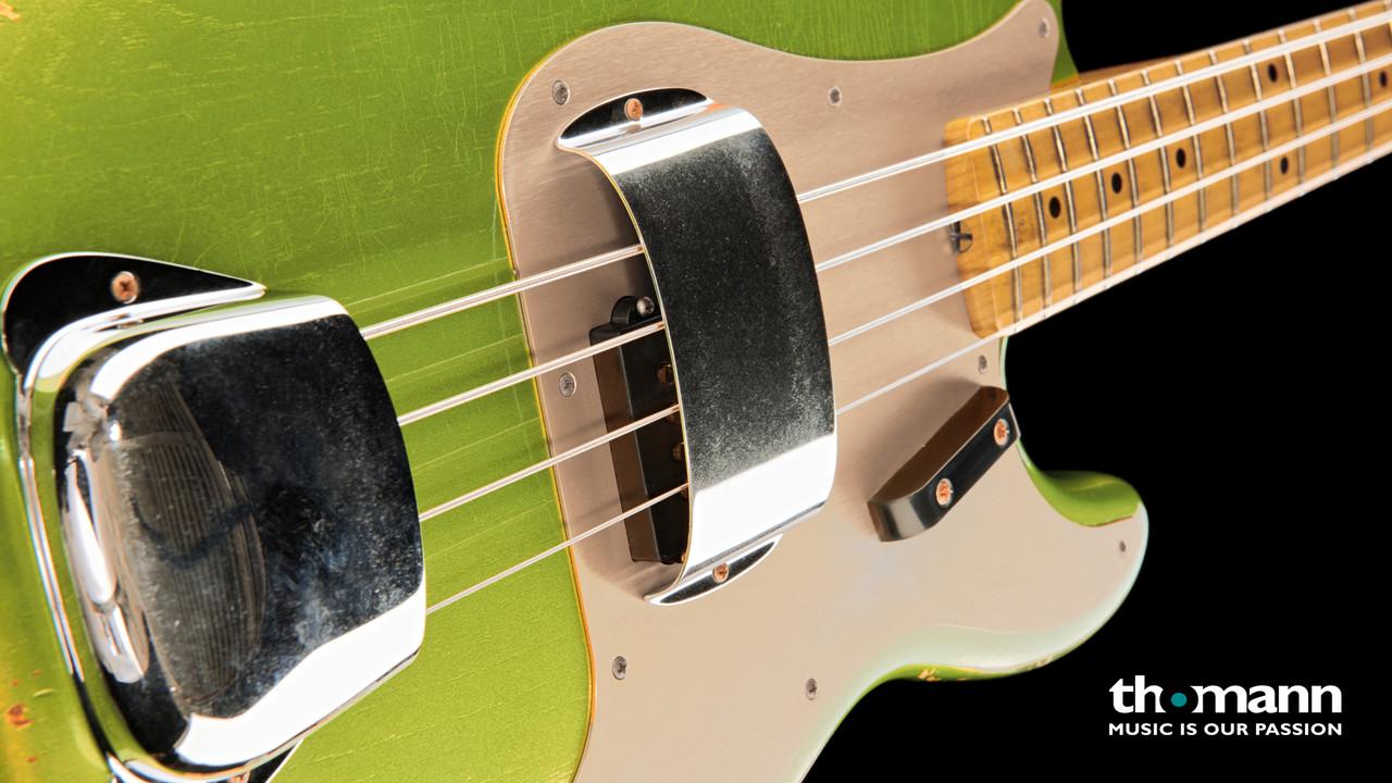 Fender 59 Precision Bass H. Relic LG