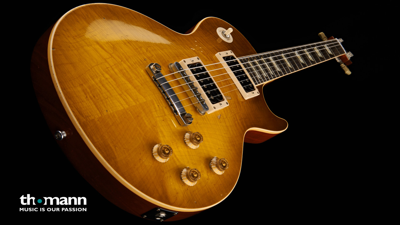 Gibson Duane Allman 59 LP Aged