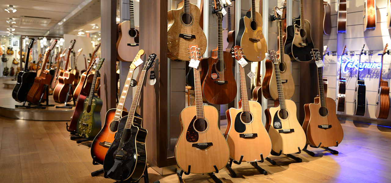 Guitars – Thomann UK
