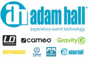 Adam Hall logotipo