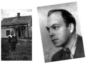 grundare Albin Hagstrom