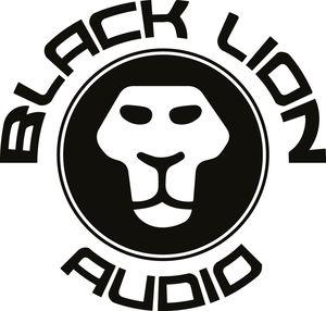 Black Lion Audio logotipo
