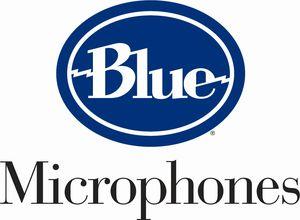 Blue bedrijfs logo