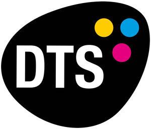 DTS company logo