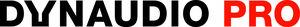 Dynaudio -yhtiön logo