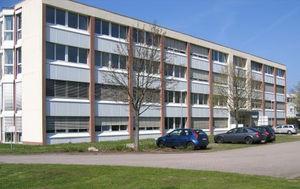 Siedziba firmy w Ettlingen