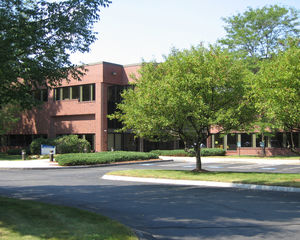 head office in Andover, MA