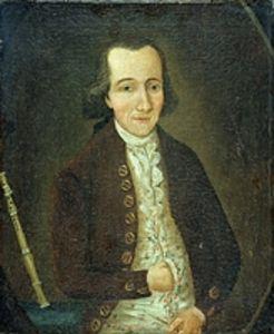 founder Franz Ambros Alexander