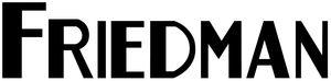Friedman Logo de la compagnie