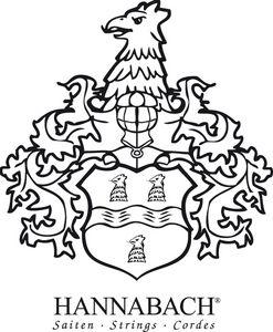 Hannabach företagslogga