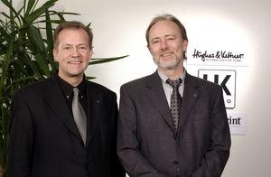 Gründer Hans Stamer & Lothar Stamer