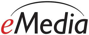 Emedia company logo