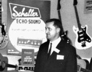 grundare Helmut Schaller