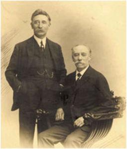 oprichter Henri & Alexandre Selmer
