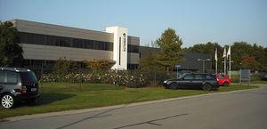 hoofdkantoor in Kerkrade