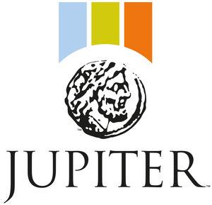 Jupiter företagslogga