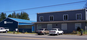 head office in Coos Bay, OR