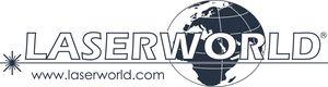 Laserworld företagslogga