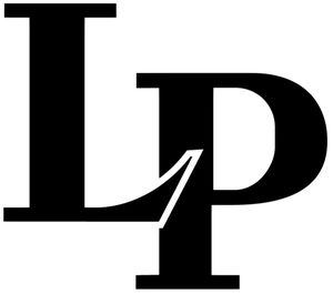 LP företagslogga