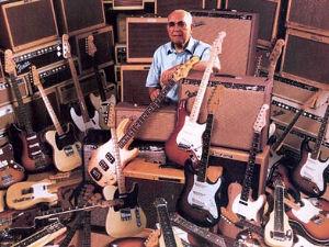 perustaja Leo Fender