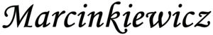 Logo Marcinkiewicz