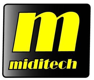 Miditech firemní logo