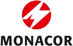 Monacor -yhtiön logo