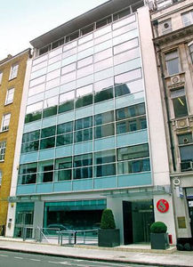 head office in London