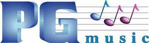 PG Music -yhtiön logo