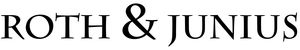 Roth & Junius logotipo