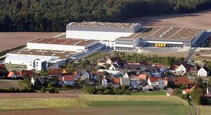 Sede dell'azienda in Treppendorf