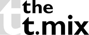Logo the t.mix