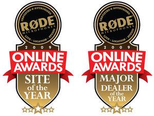 Thomann Rode Awards