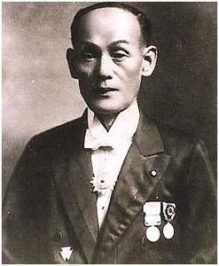 oprichter Torakusu Yamaha