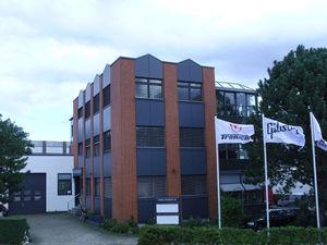 pääkonttorin sijainti kaupungissaHamburg