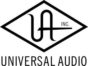 Universal Audio Logo de la compagnie