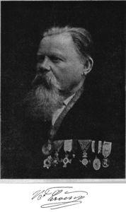 founder Vaclav Frantisek Cerveny