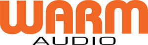 Warm Audio Logo de la compagnie