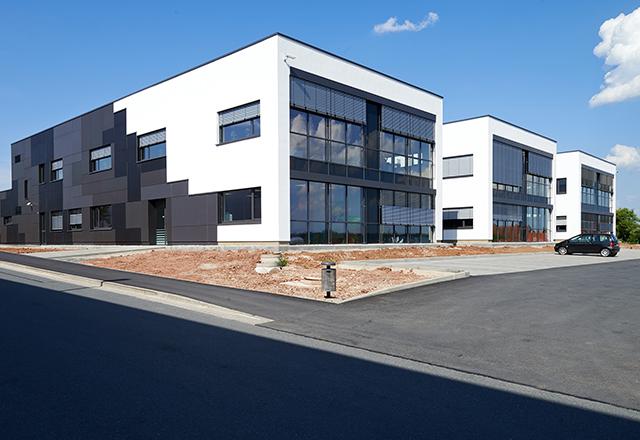 New Service Centre