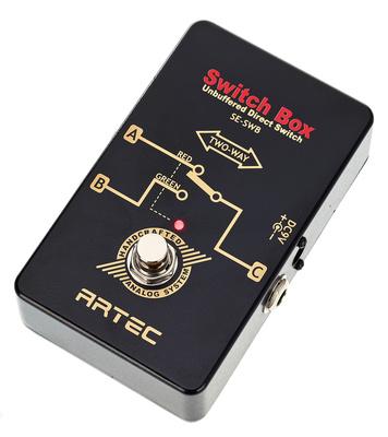Artec pedals