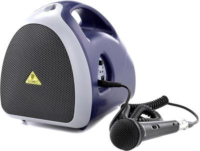 Remise en service et amélioration d'une sono portable Behringer EPA40 232677