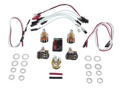 Super Emg 1 Or 2 Pickups Wiring Kit Thomann Uk Wiring 101 Capemaxxcnl